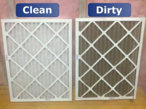 clean-dirty-central-air-filter